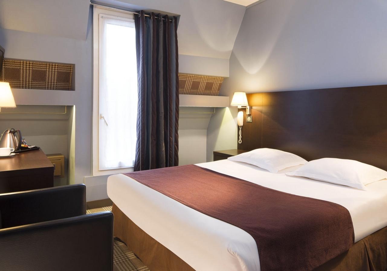 Hotel Sophie Germain - Accueil