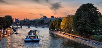 Hotel Sophie Germain - Croisière en Bateaux Mouches