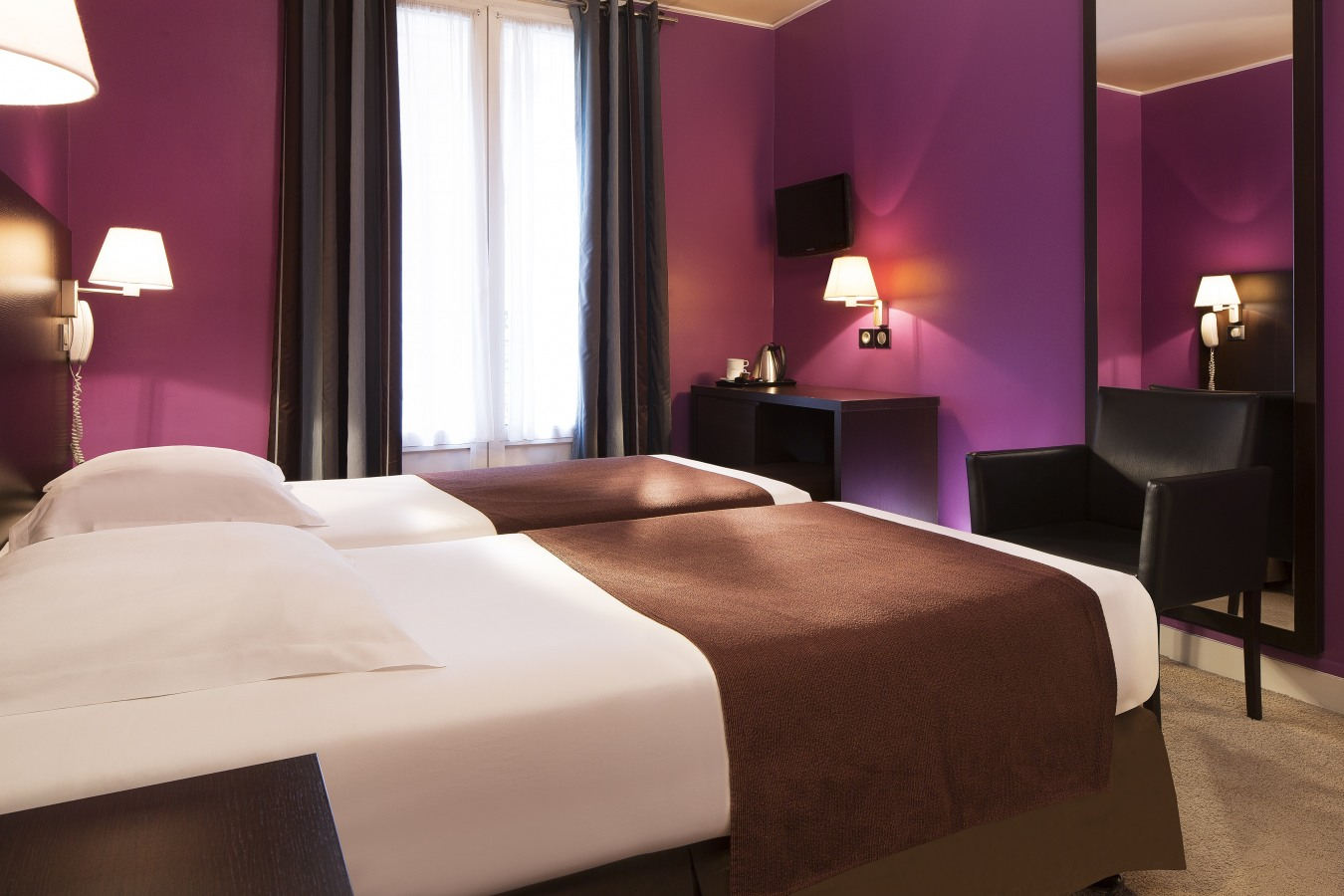 Our exclusive offers hotel sophie germain for Hotel design 75014
