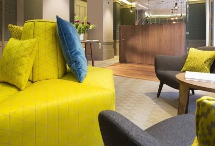 Hotel Sophie Germain - lobby