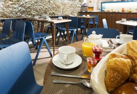 Hotel Sophie Germain - petit dejeuner