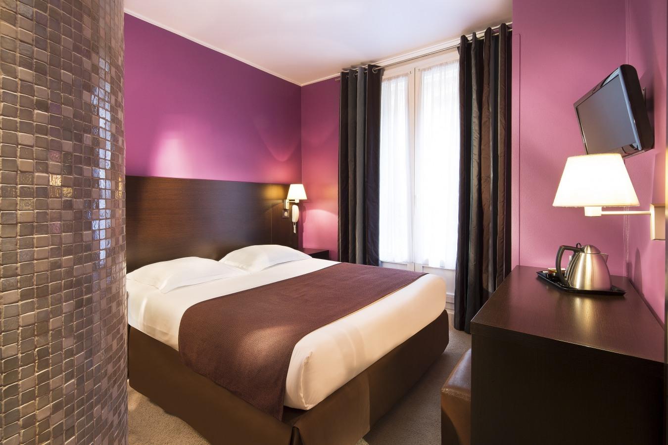 Os quartos do hotel Hotel Sophie Germain *** #9A6331 1350x900 Acessorios Banheiro Hotel